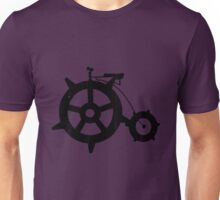 penny farthing gears Unisex T-Shirt