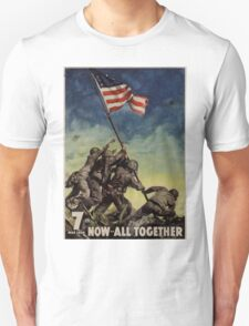 7th War Loan - Now All Together T-Shirt