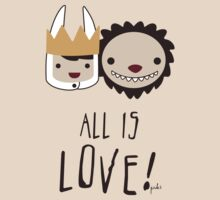 ALL is LOVE! by steppuki