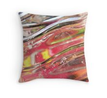 Abstract 1906 Throw Pillow