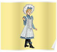 Alice Bonnet Poster