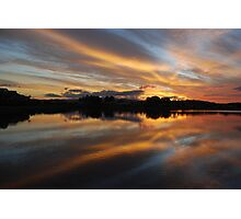 Tales of Sunset Photographic Print