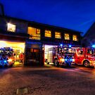 Volunteer Fire Departement by MarkusWill