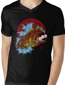 Blinky Mens V-Neck T-Shirt