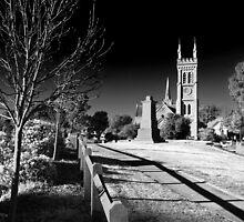 St Andrews Church by Bill  Robinson