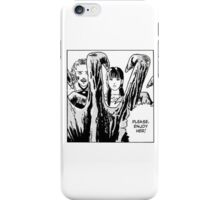 For the greater good. iPhone Case/Skin