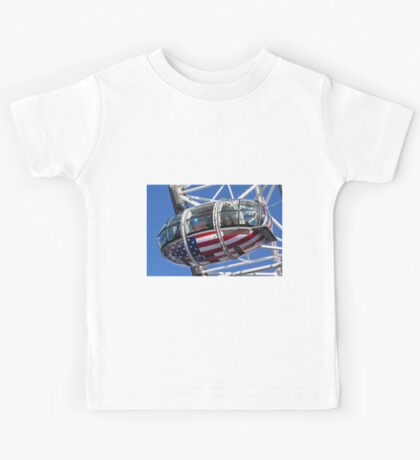 The London Eye Rugby World Cup 2015 Kids Tee