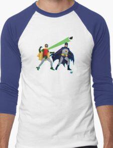 The Dynamic Duo Men's Baseball ¾ T-Shirt