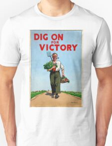 Dig On For Victory T-Shirt