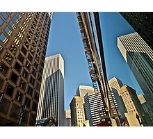 Reflected San Francisco Architecture Photographic Print
