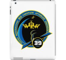 Expedition 39 Mission Patch iPad Case/Skin