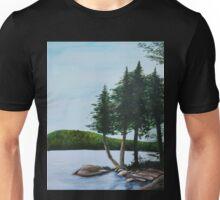 Cold Stream Pond Unisex T-Shirt