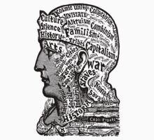 Sivartha Historia Mind Map 1860 Kids Tee