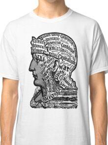 Sivartha Historia Mind Map 1860 Classic T-Shirt