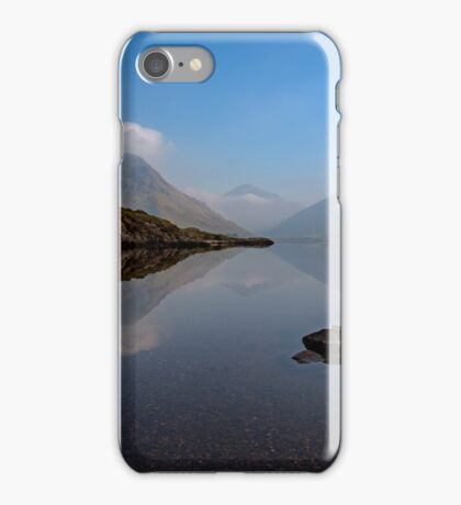 Misty Wast Water iPhone Case/Skin