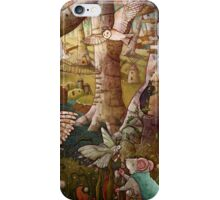 Of Mice and Owls Mouse Guard Fan Art iPhone Case/Skin