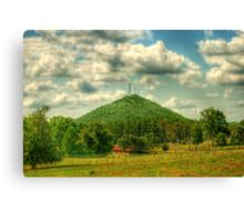 Currahee Mountain Canvas Print
