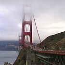 Golden Gate Bridge by ACBPhotos