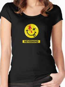 Nevermind the Watchmen Women's Fitted Scoop T-Shirt