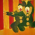 Send in the clowns by Kable