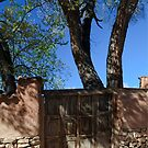 Santa Fe Gate by doorfrontphotos