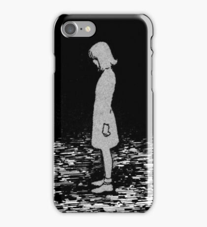 Who's there? iPhone Case/Skin