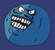 I LIED - Blueberry Face Meme T-Shirt