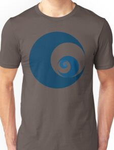Golden Ratio Cutout Circles Unisex T-Shirt