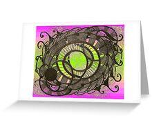 Inner Coil Greeting Card