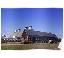 Snape Maltings, Aldeburgh, Suffolk Poster