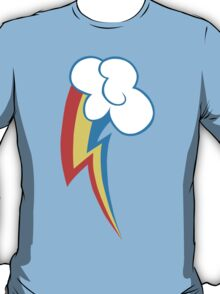 Rainbow Dash Cutie Mark T-Shirt