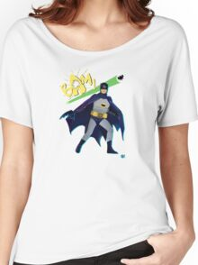 The Caped Crusader Women's Relaxed Fit T-Shirt