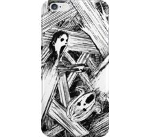 Dead don't leave. iPhone Case/Skin