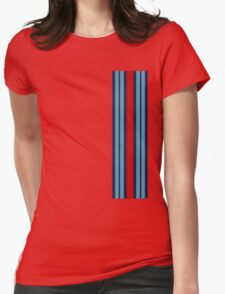 Martini Racing Womens Fitted T-Shirt