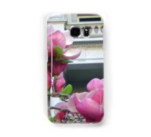 Pink Cherry blossoms, Washington DC Samsung Galaxy Case/Skin