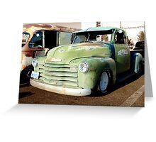 Rust Bros. Trucks Greeting Card