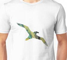 Albatross silhouette Unisex T-Shirt