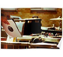 Rollover DJ Poster