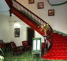 Palace Hotel Kalgoorlie by Eve Parry