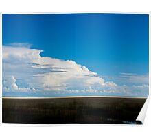 Etosha Landscape, Namibia Poster