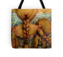 sunshine and rainbows Tote Bag
