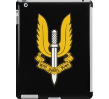 Special Air Service 2 iPad Case/Skin