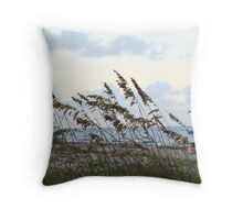 Simply Beautiful - Light House Beach Throw Pillow
