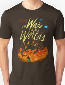 War of the worlds Unisex T-Shirt