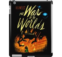 War of the worlds iPad Case/Skin