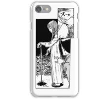 It's too late. iPhone Case/Skin