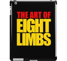 Muay Thai 3 iPad Case/Skin