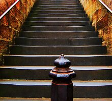 Old Steps # 2 by Eve Parry