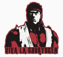Viva La Shoryuken Baby Tee