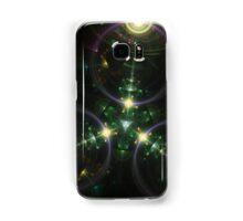 Tri Space Flux Samsung Galaxy Case/Skin
